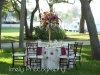 Picture of Table with Full Gold Candleabra