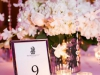Table Centerpieces with Hydrangea