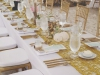 Feasting Style Reception Table