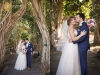 Banyan Tree photos with Bride and Groom