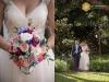 Colorful Garden Look Bride Bouquet