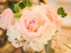 Small Sophie Rose, Hydrangea, and Bupleureum