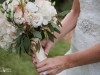 Bridal Bouquet with Pin on Handle
