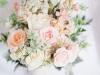 Bridal Bouquet Gorgeous Garden Look