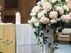 Wedding Column Arrangement