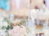 Tall Candles Table Centerpiece