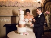 Mantle and Wedding Cake Cutting