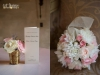 Pompadour Ball for Flower Girl