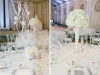 Two Different Styles of Table Centerpieces