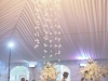 Chandelier with Orchids