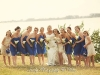 Bridal Party with Calla Lilly Bouquet