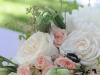 Bridal Bouquet with Rings