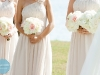 Bridesmaid bouquets, Destination wedding