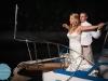 bride-and-grooms-departure-by-boat, powel crosley estate