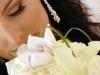 Bridal Bouquet Playa Banca Roses Mini Calla Lilies