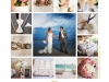 collage photo of wedding by Limelight Photography