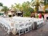 Capri Resort patio reception Siesta Key