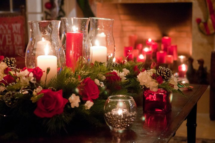 fabulous flowers party ideas for the holidays flowers