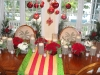 Christmas holiday decor by Flowers by Fudgie