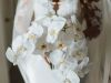 Gorgeous Bridal Bouquet with Orchids