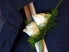 Boutonniere on Suspender