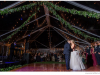 Garland in Reception Tent