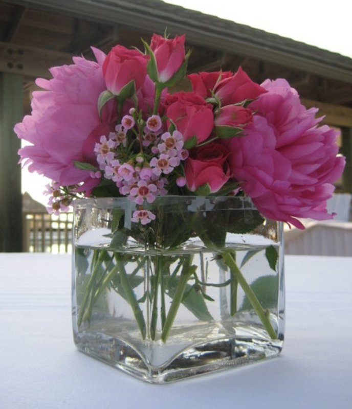 Spring Wedding Centerpiece Ideas: Contemporary Centerpiece Ideas For Weddings, Spring