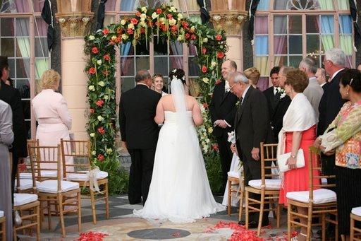 Wedding at cadzan Rinlging