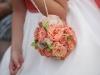 Flower Girl pompadour