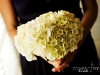 white-hydrangea-bridesmaids-bouquet