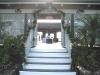 Garland for wedding entrance