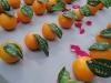 fresh-oranges-as-place-cards-for-garden-wedding