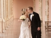 bride and groom at Ringling