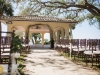 Curly Willow Arch for Wedding Ceremony