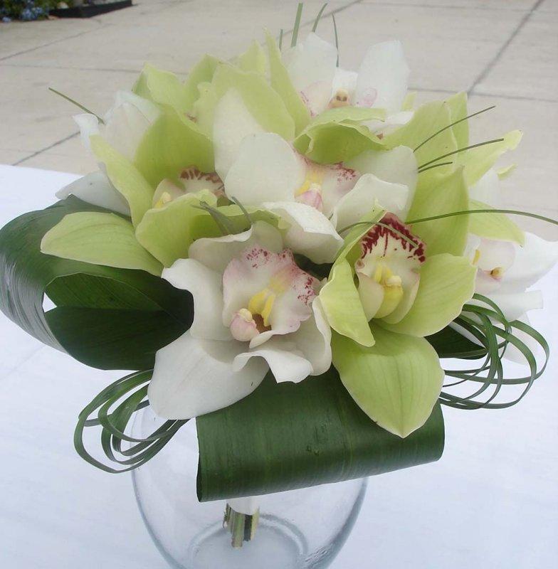 Beach Wedding Flower Arrangements: Siesta Key Wedding: Beautiful Tropical Theme