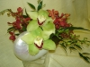 Shell bridal bouquets