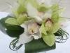 Cymbidium orchid bridal bouquets