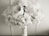 White Peonies Bridal Bouquet