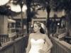 Bride on Lido Beach