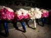 hot-pink-hydrangea-white-roses