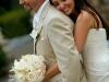 Bride and Groom at Crosley wedding