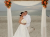 bamboo-arch-for beach wedding