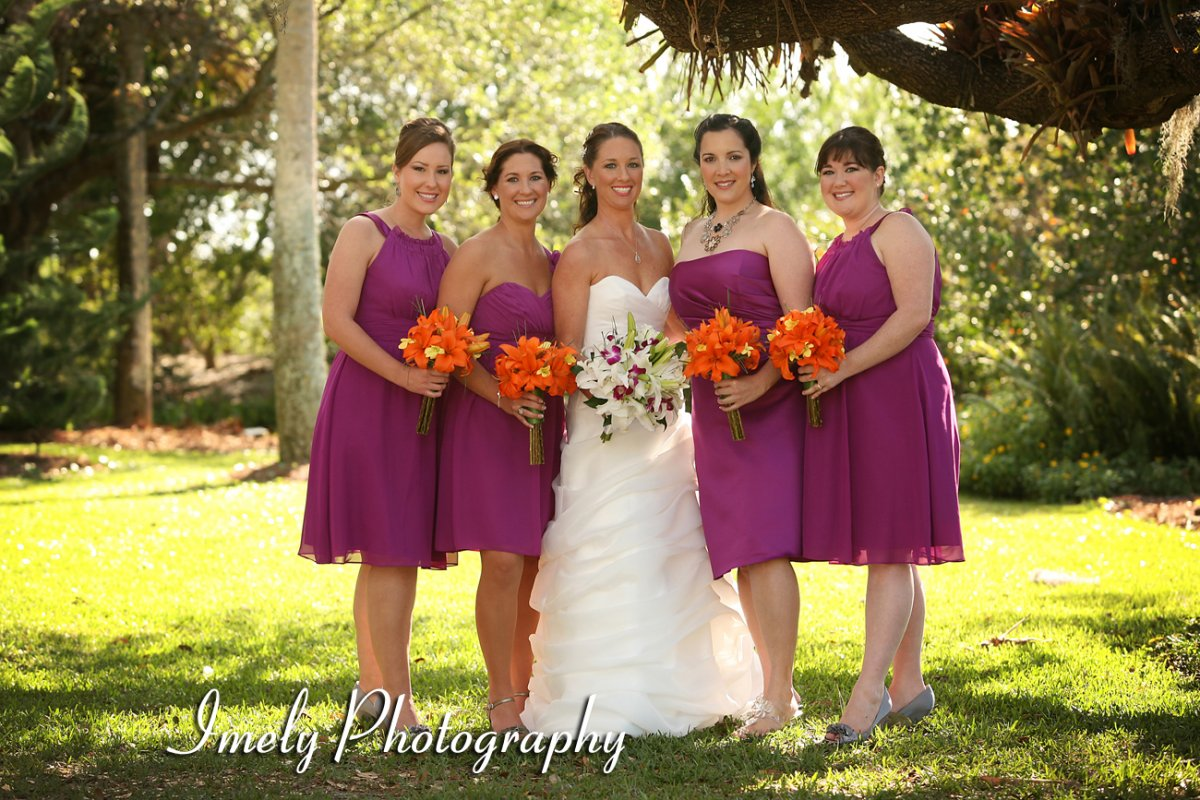 Selby Garden wedding