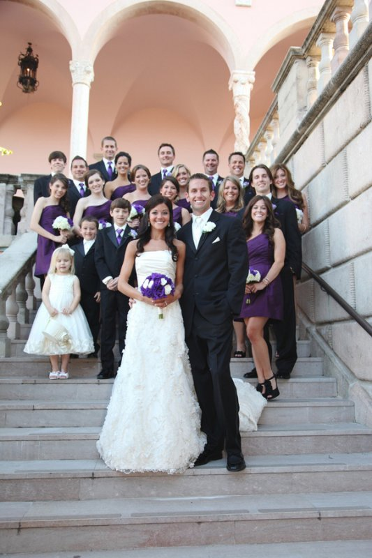 wedding-party-at-Ringling-museum