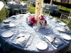 wedding-centerpiece-tropcial-wreath-w-bold-color