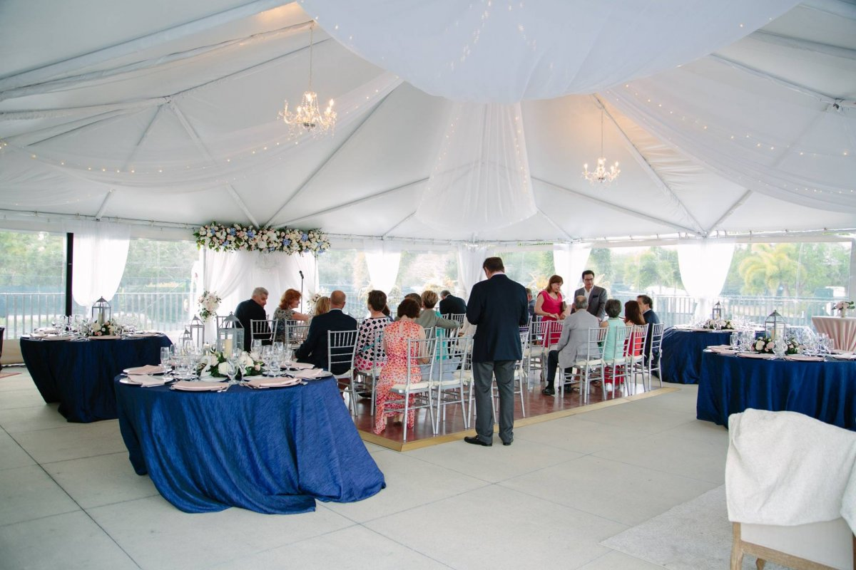 Ceremony and Reception Site