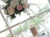 Elevated Reception Table Centerpieces