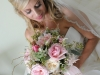 Natural Blush Tone Bridal Bouquet