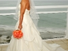 bride-with-coral-roses