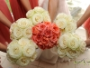 coral-and-white-rose-bridal-bouquets